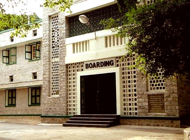 boarding house entry
